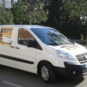 Alquiler furgoneta mediana Sant Cugat