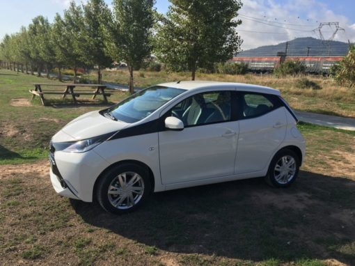 alquiler de coches en Castelldefels
