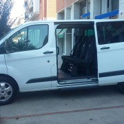 Alquiler Minibus Barcelona
