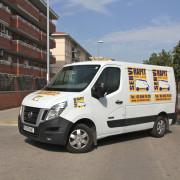 Alquiler furgoneta mediana Barcelona