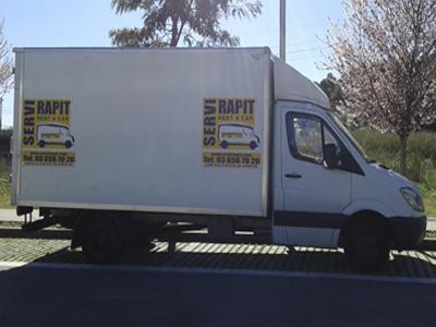 alquiler camion con plataforma elevadora cornella de llobregat