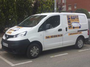 alquiler de furgonetas en Hospitalet de Llobregat
