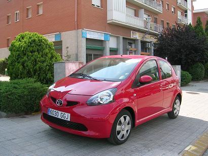 Alquiler coche Barcelona