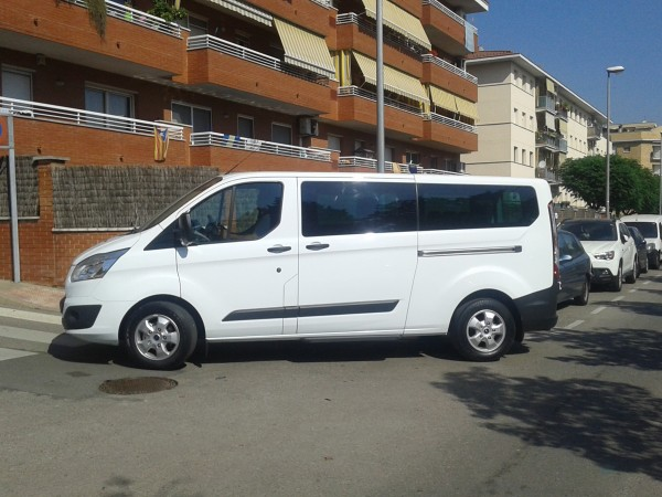 alquiler furgonetas Santa Coloma de Cervelló