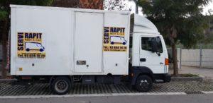 camion en alquiler