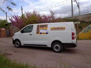 alquiler de furgonetas en Begues